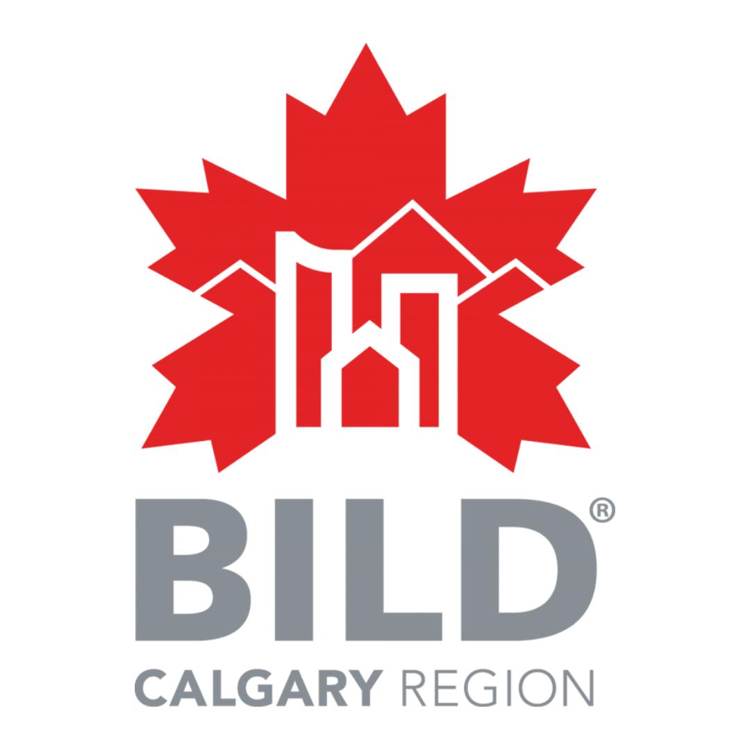 BILD Logo Calgary Region
